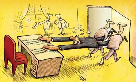 تصاویر خنده دار,کاریکاتور های مفهومی زیبا