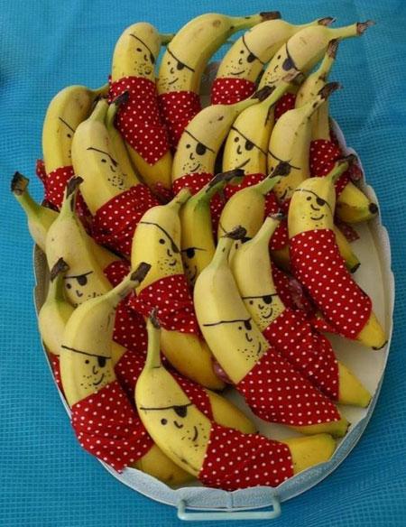عکس های جالب از میوه ها, کاریکاتور و تصاویر طنز
