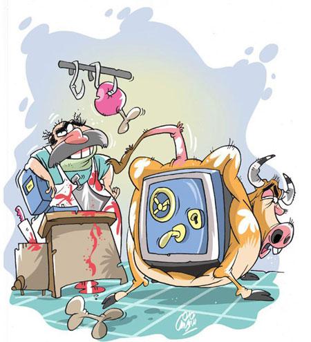 کاریکاتور های جالب , کاریکاتورهای جدید