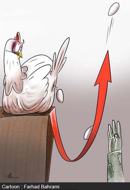 کاریکاتورهای آموزنده, کاریکاتور گرانی